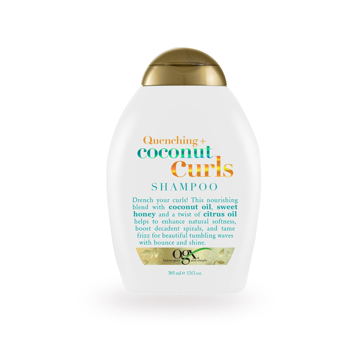 OGX Quenching COCONUT CURLS SHAMPOO