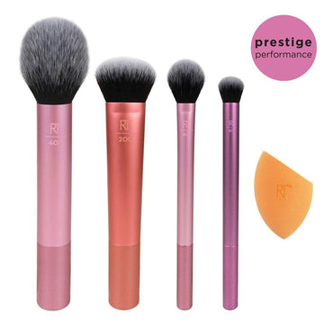 Real Techniques Brush Everyday Essential Set