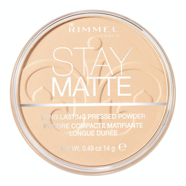 Rimmel Matte Long Lasting Pressed Powder