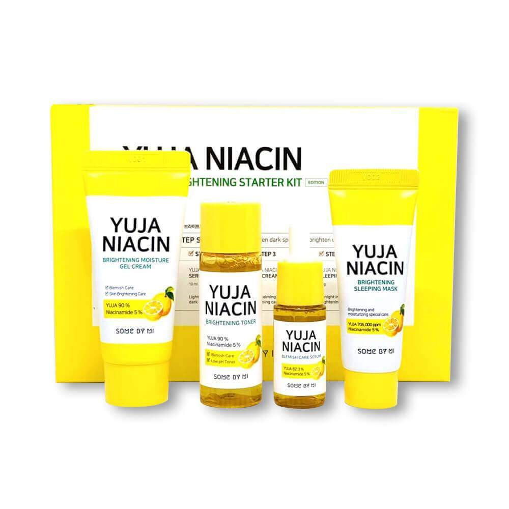 Some by mi Snail Yuja Niacin 30 days Brightening Starter Kit