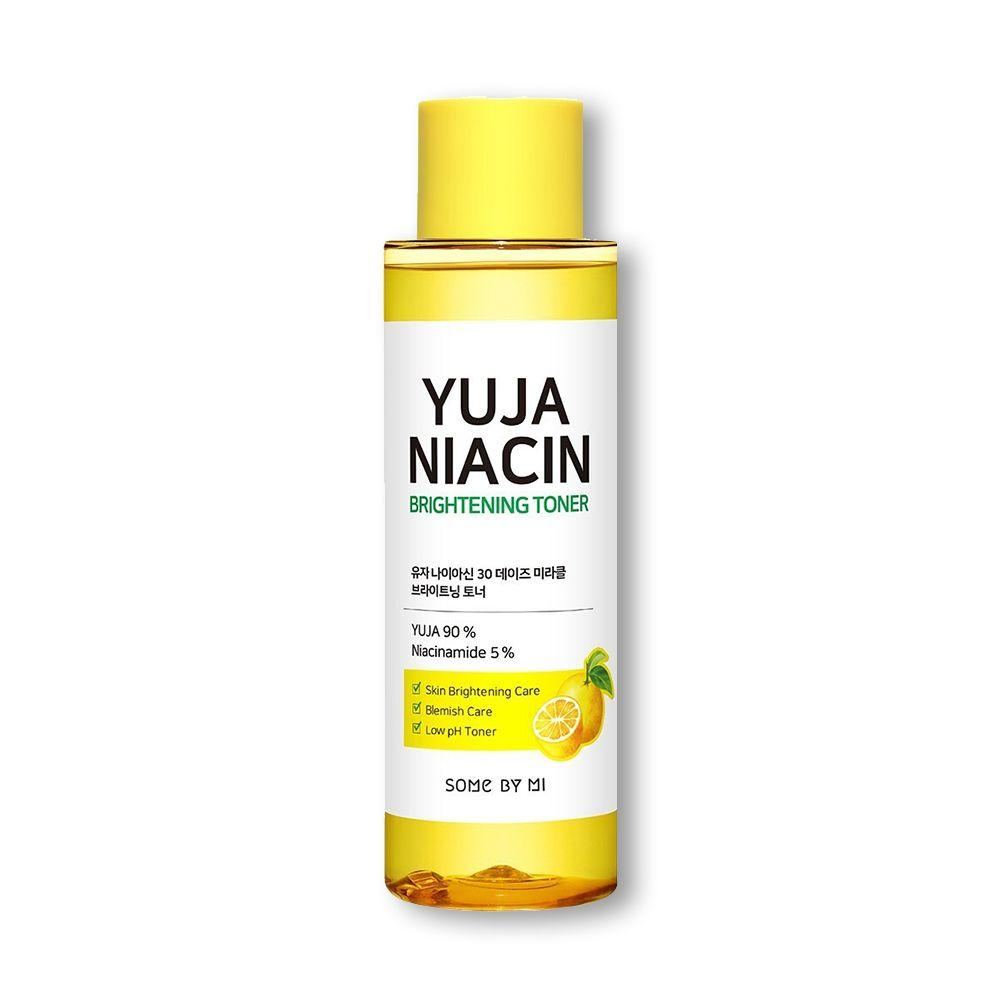 Some by mi Snail Yuja Niacin toner
