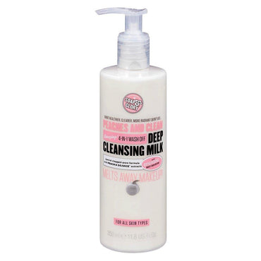 Soap & Glory Peaches & Clean Deep Cleansing Milk