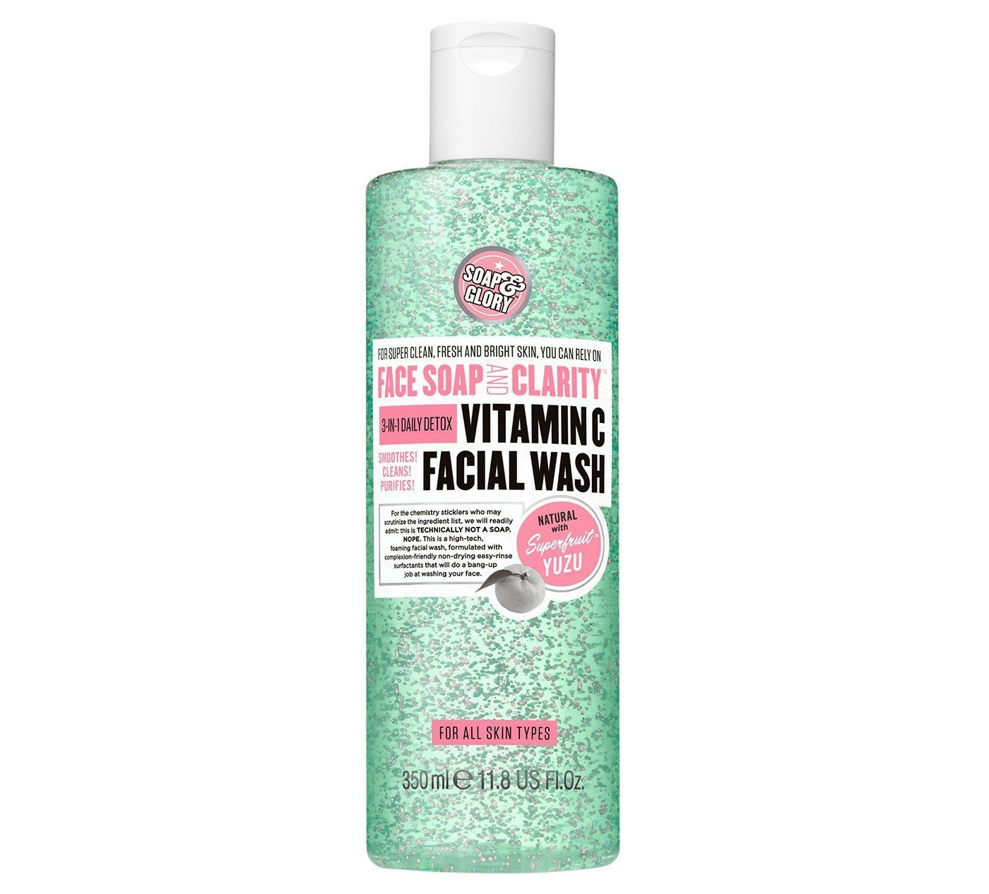 Soap & Glory Face Soap & Clarity Vitamin C Facial Wash