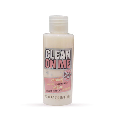 CLEAN ON ME Creamy Moisture Shower Gel 75 ml