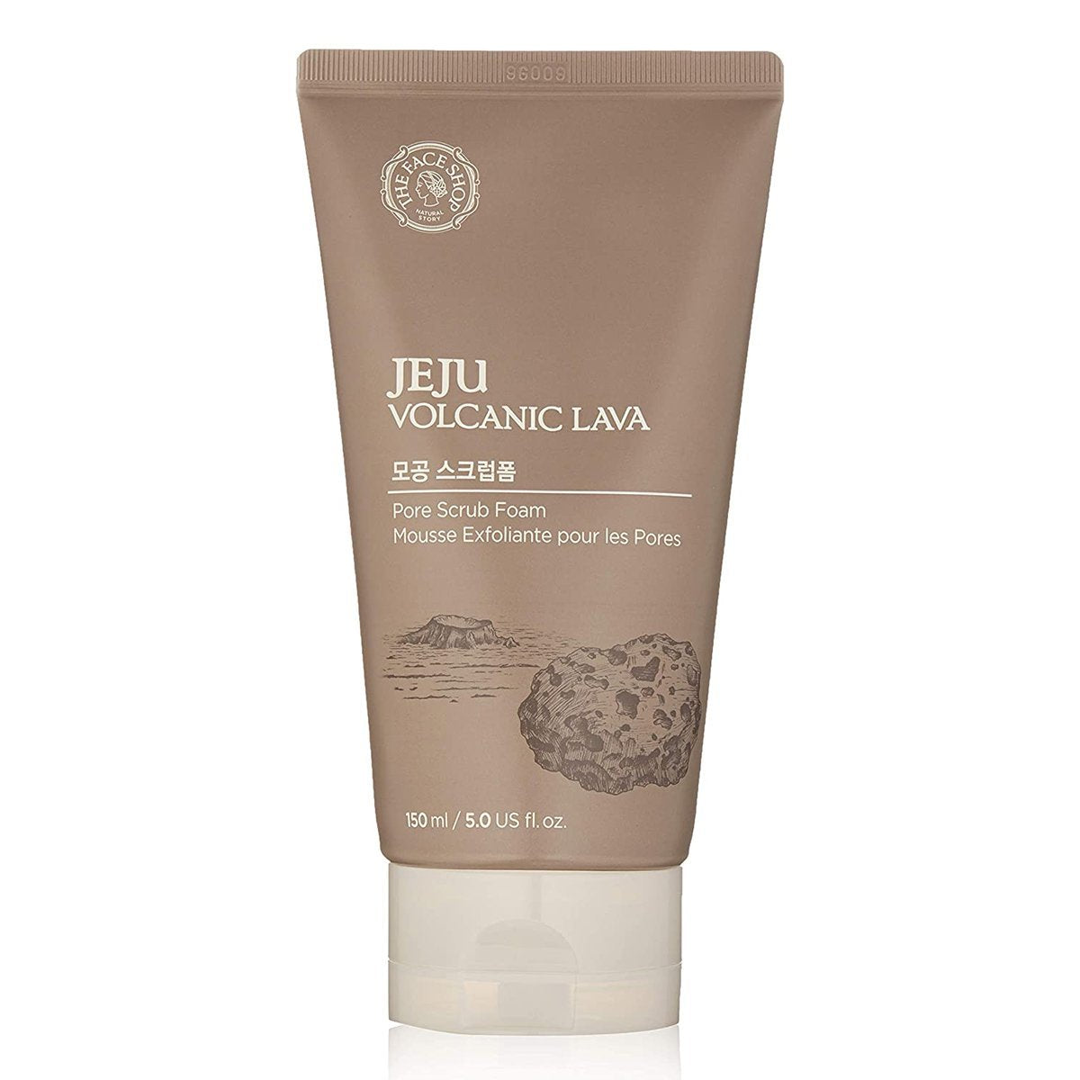 The FACE SHOP Jeju Volcanic Scrub Foam