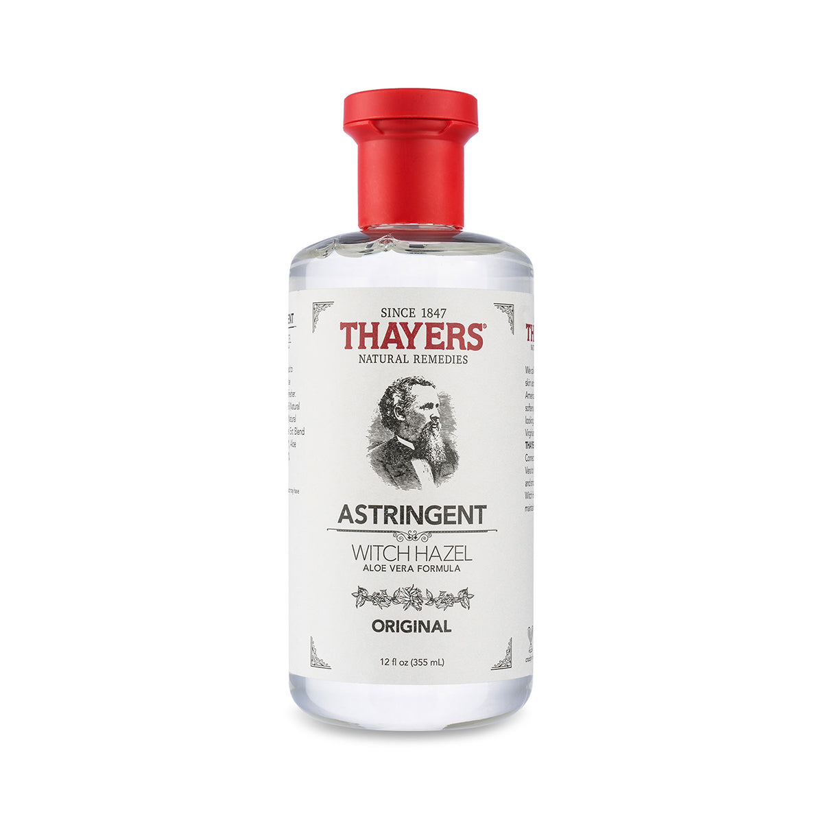Thayers Original Astringent Toner with Aloe Vera