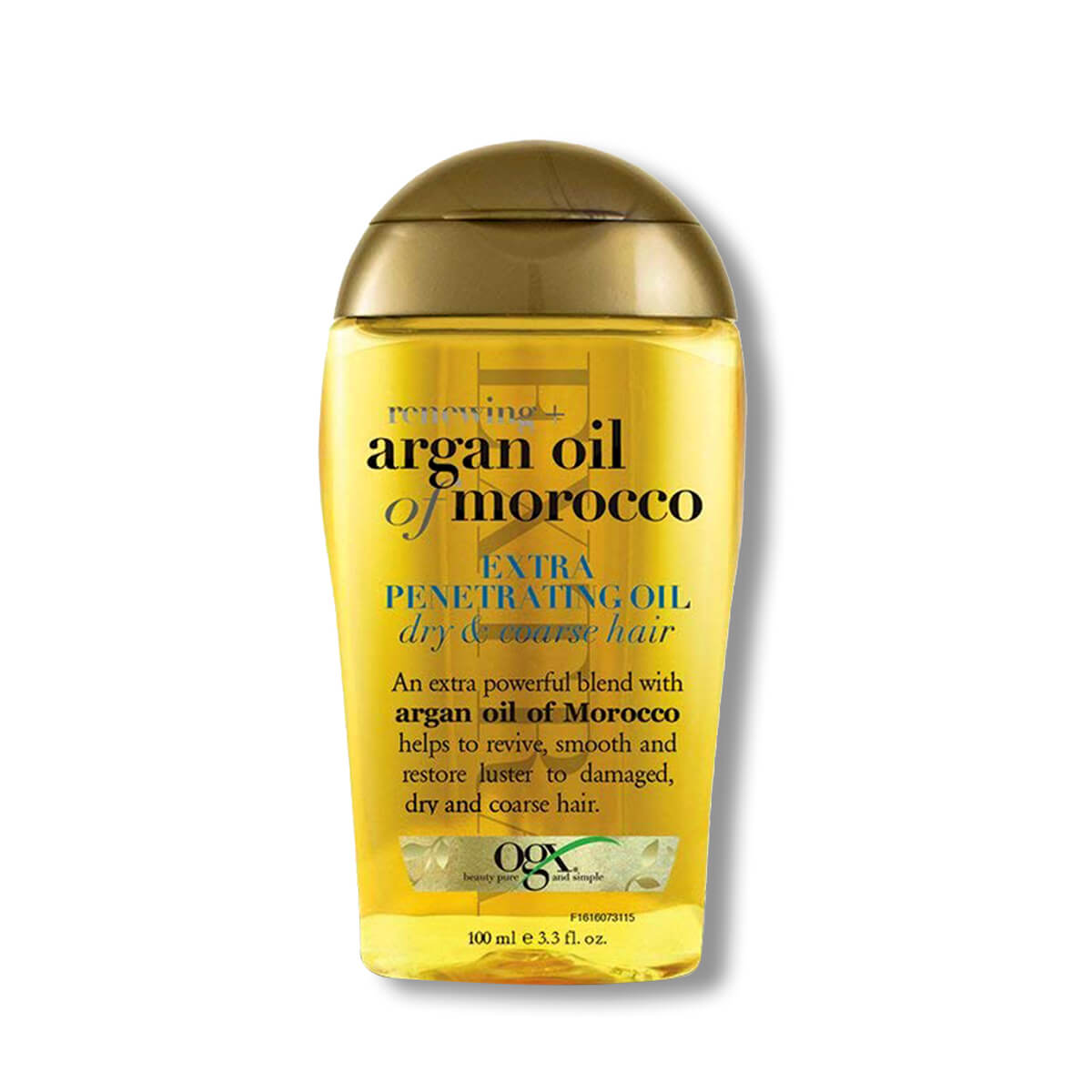 ARGAN OIL OF MOROCCO EXTRA PENETRATING OIL dry & coarse hair