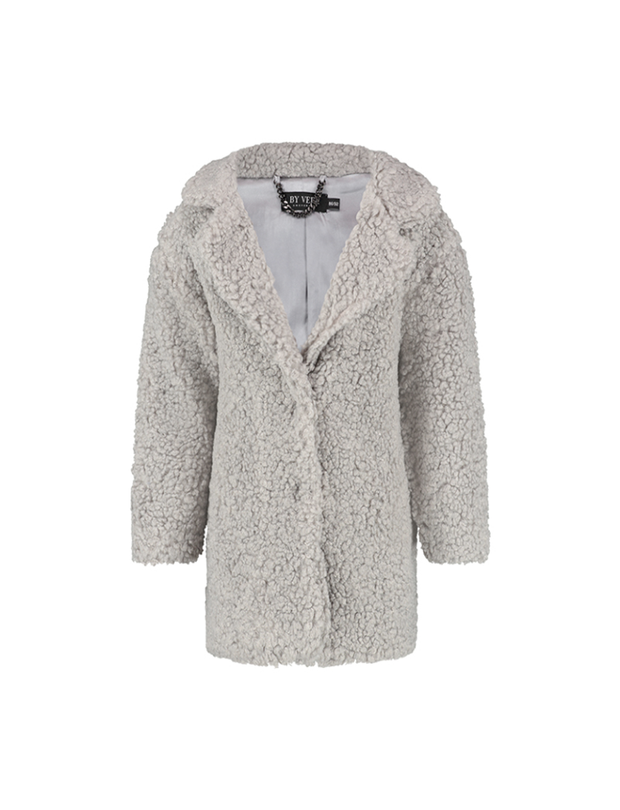 TEDDYCOAT GREY