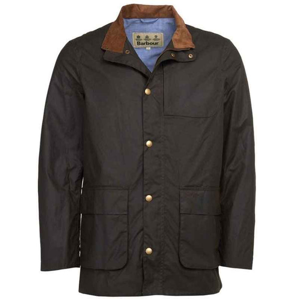 Barbour Adderton Waxed Jacket