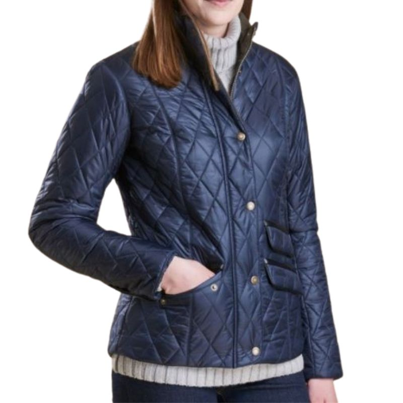 Barbour Augustus Quilt Jacket