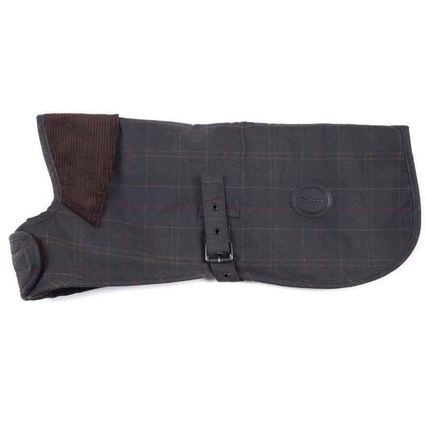 Barbour Classic Tartan Wax Dog Coat