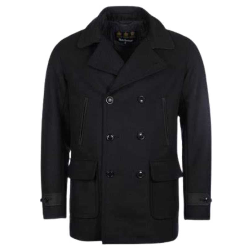 Barbour Carr Peacoat Jacket