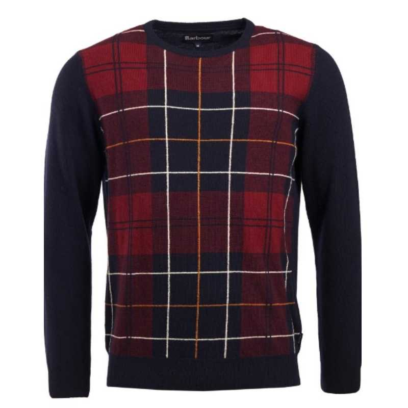 Barbour Coldwater Crew Neck Sweater