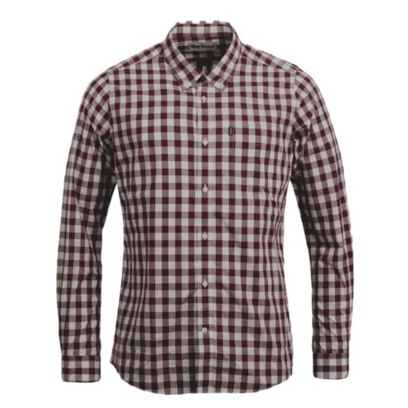 Barbour Endsleigh Gingham 18 Tailored Shirt