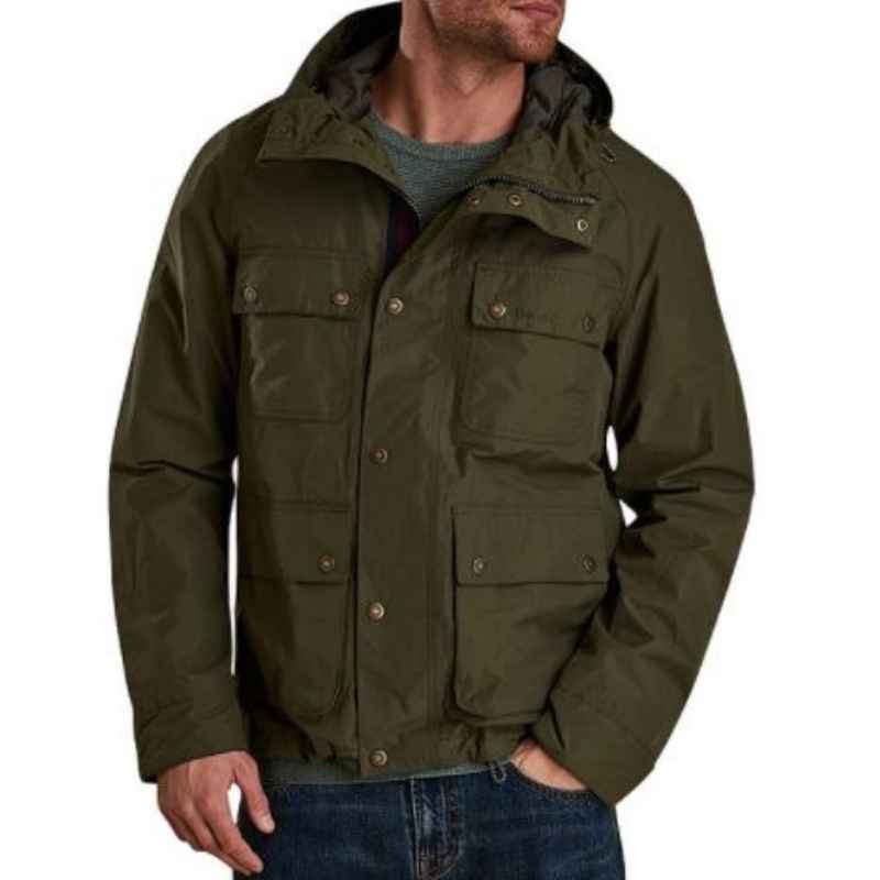 Barbour Hallow Waterproof Breathable Jacket