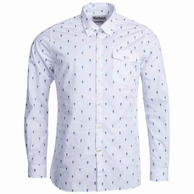 Barbour Jellyfish Shirt