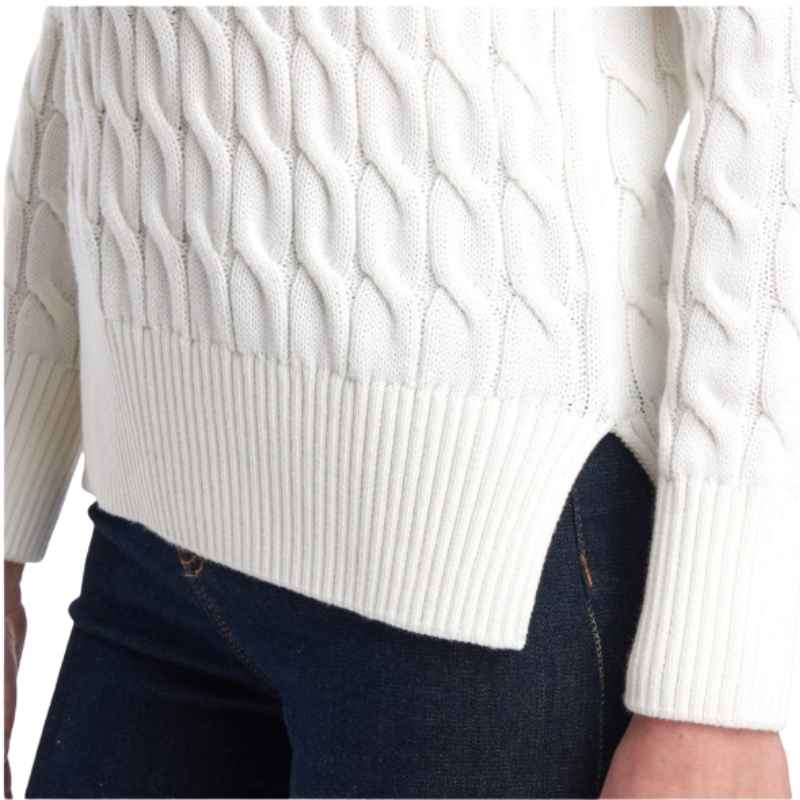 Barbour Lewes Knit Sweater