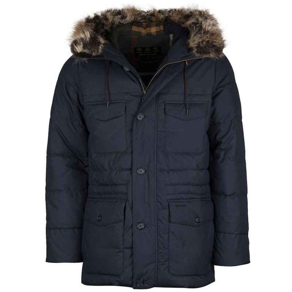 Barbour Morton Quilted Jacket