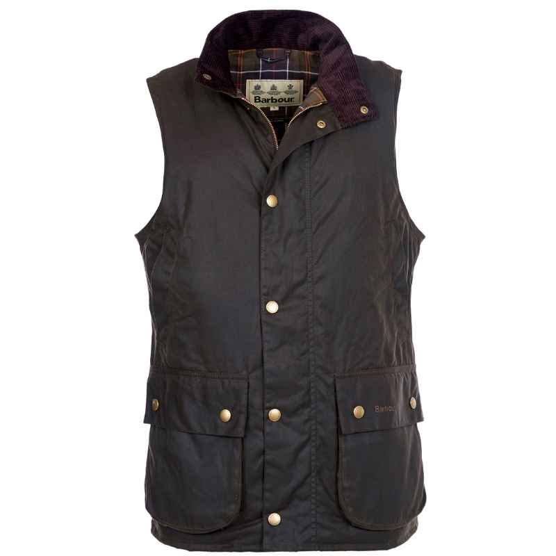 Barbour Westmorland Waxed Gilet