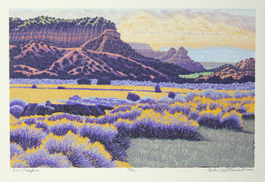 Gordon Mortensen: New Mexico