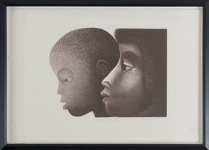 Elizabeth Catlett: Mother and Son