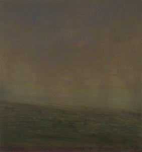 Terri Zupanc: Untitled (Green Sea)