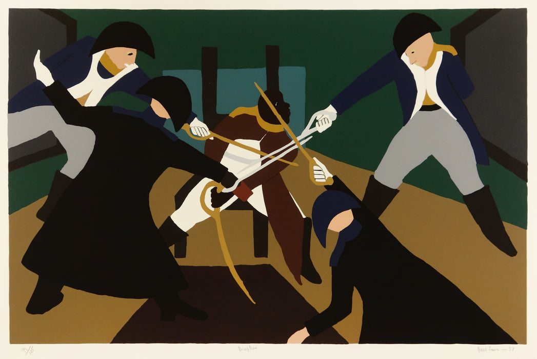 Jacob Lawrence: Deception