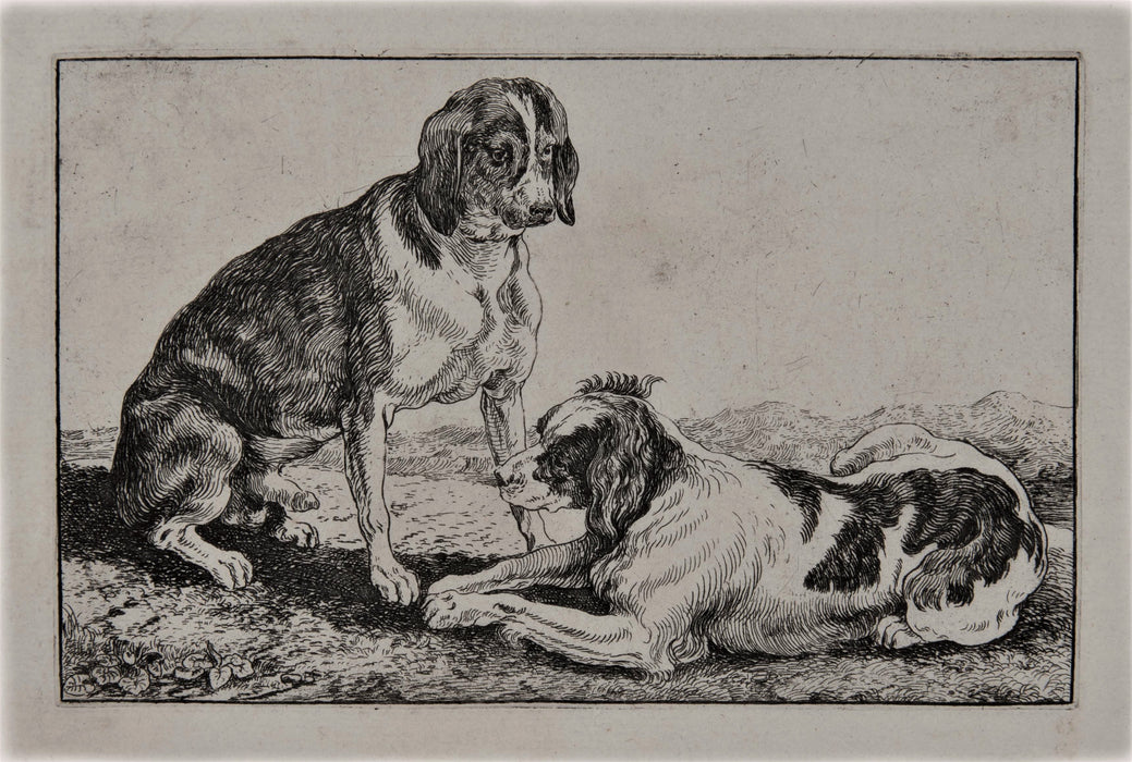 Jan van den Hecke I: Animals