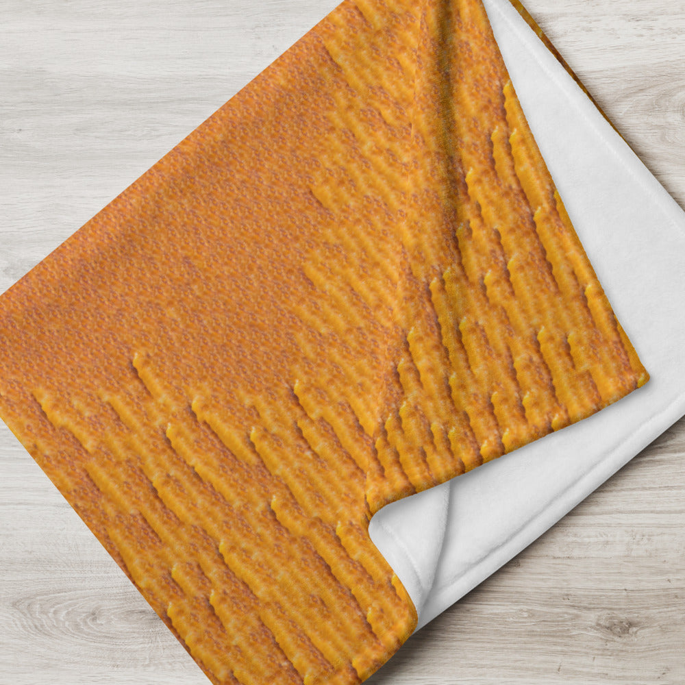 Grilled Cheese Comfy Blanket