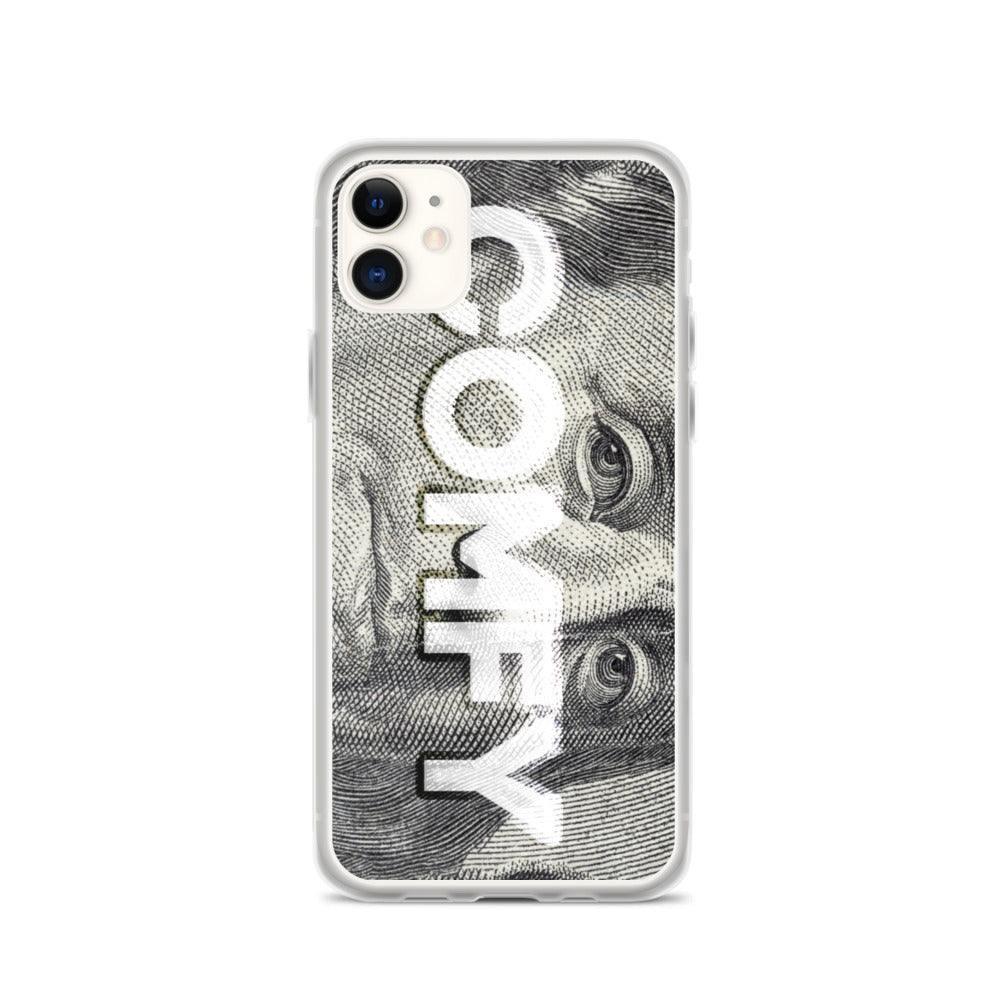 Iconic Comfy Benjamin iPhone Case