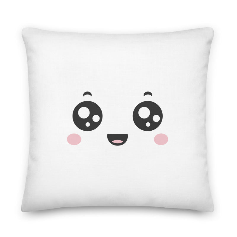Marshmallow Premium Pillow - Happy