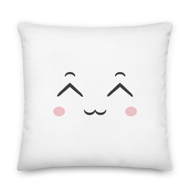 Marshmallow Premium Pillow - Kawaii