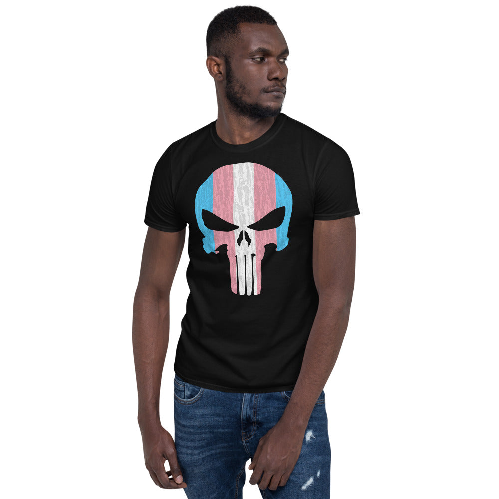 Conservative Snowflake Trans Punisher Shirt