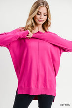 Load image into Gallery viewer, Hot Pink Sweater