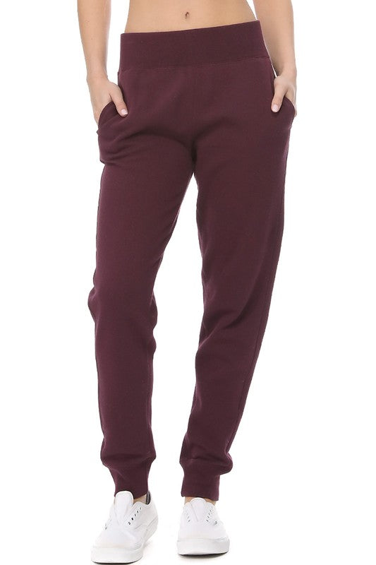 Flc Basic Loose Fit Jogger