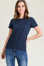 Load image into Gallery viewer, Round Neck Baby Tee