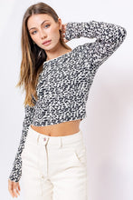 Load image into Gallery viewer, Animal Graphic JQD Sweater Top
