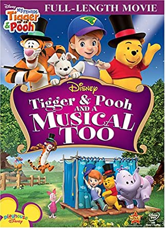My Friends Tigger & Pooh: Tigger and Pooh and a Musical Too