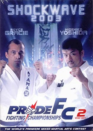 Pride Fighting Championships: Shockwave 2003