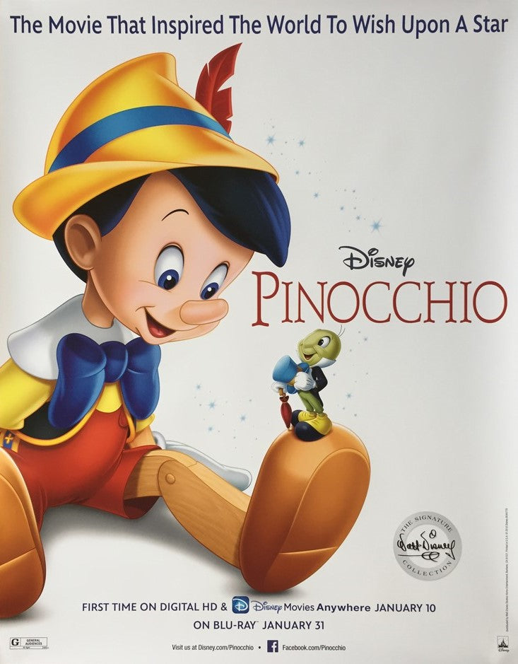 Pinocchio - Signature Collection