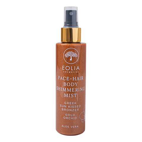 Body Mist Greek Sun Kissed Bronzer Shimmer 150ml