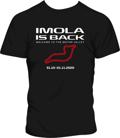T-shirt Imola Is Back