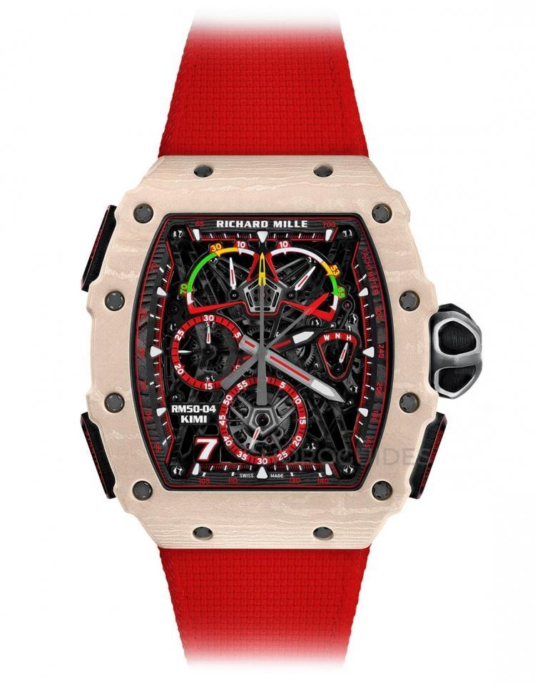 RICHARD MILLE 理查德米尔 RM50-04