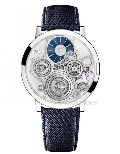PIAGET 伯爵 Altiplano Ultimate Concept 終極概念腕錶 G0A45501