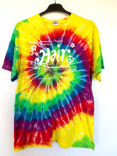Load image into Gallery viewer, Colourful Tie-Dye Tee