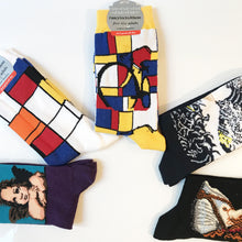 Load image into Gallery viewer, Famous painting Socks