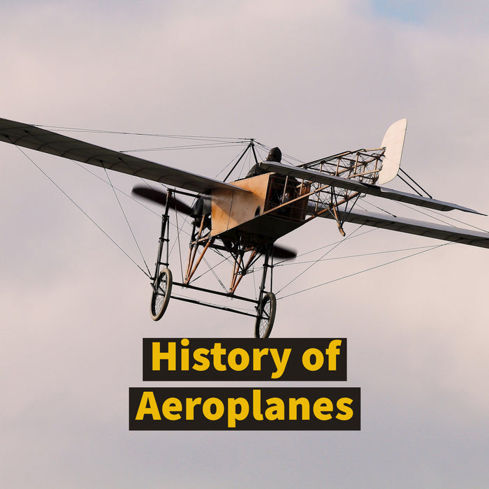 Aeroplane - Complete History with unknown facts