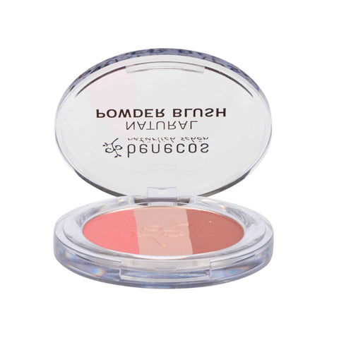 benecos compact trio-blush, fall in love