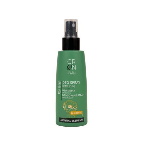 GRN Essential Elements - Deo Spray Calendula 75ml