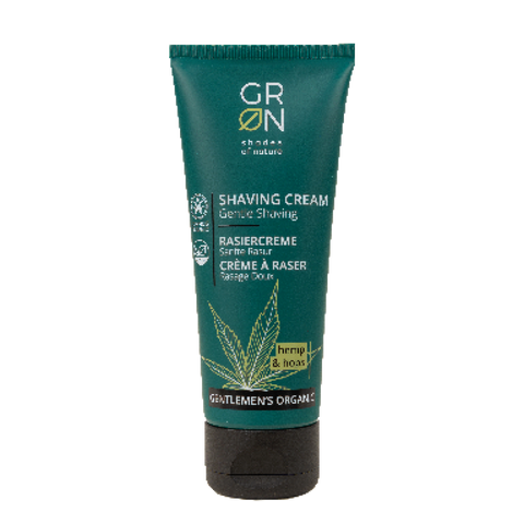 GRN Gentlemen's Organic - Shaving Cream 75ml